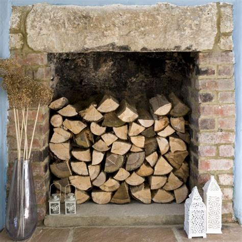 Fireplace Wood Logs wooden log fireplace fireplace decorating ideas