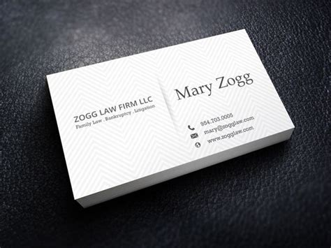 lawyer business card design adagency adagencyservices