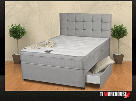 Beds With Diamante Headboard by Flare Diamante Headboard