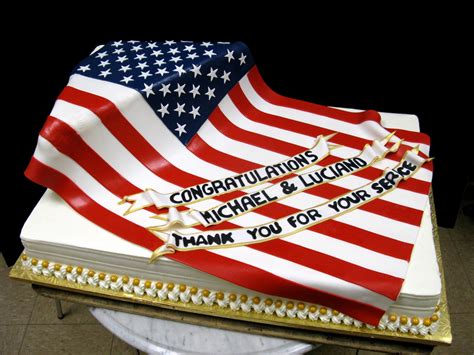 american flag draped sheet cake mother mousse