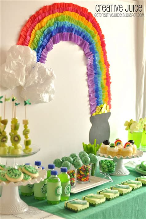 rainbows roundup for st s day