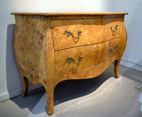 Bombay Dresser by Italian Birdseye Maple Bombay Chest At 1stdibs