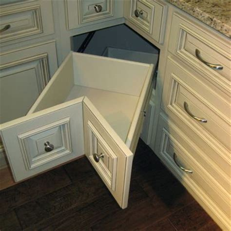 alternative to lazy susan corner cabinet better alternative to the typical lazy susan use of this