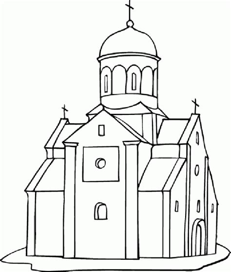 coloring pages church preschool preschool church coloring pages coloring home