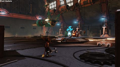 Ps4 Ratchet Clank Reg All ratchet and clank s update also improves visuals on