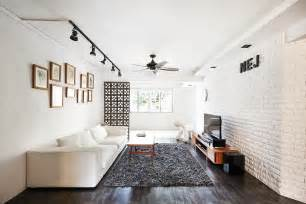 Home And Decor 9 Chic Homes With White Brick Walls Home Amp Decor Singapore