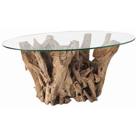 Driftwood And Glass Coffee Table Driftwood And Glass For A Coffee Table Sustain