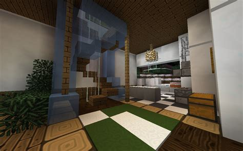 minecraft interior design kitchen interior kitchen modern igloo hub house gallery