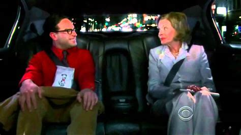 bang a old lady the big bang theory leonard makes out with old woman