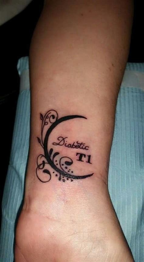 type 1 diabetes tattoos on wrist best 25 diabetes ideas on