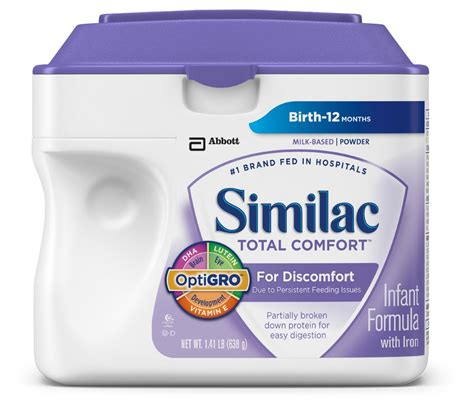 similac total comfort ready to feed similac total comfort protein powder