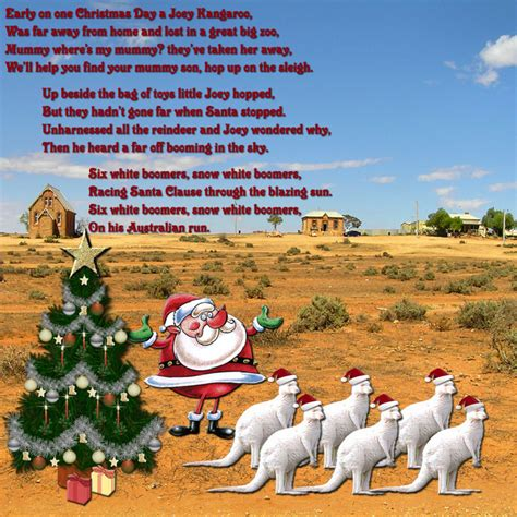 australian christmas merry christmas a happy new year happiness beyond