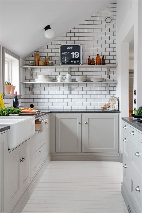 subway tile kitchen decordots kitchen
