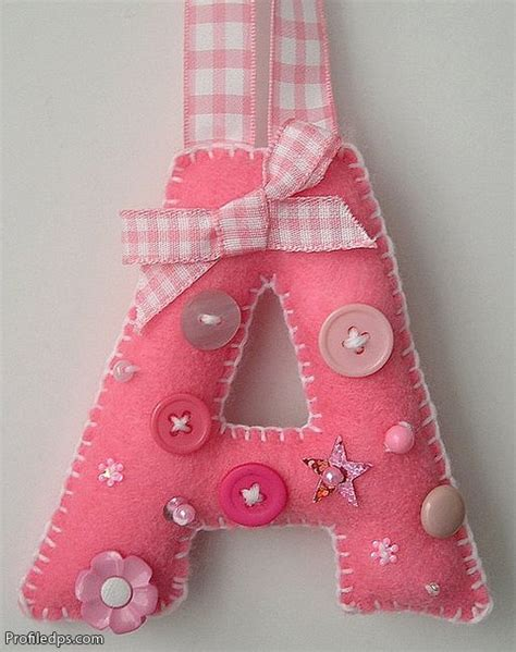 Handmade Letters - beautiful handmade letters a pictures for display profile