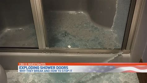 Glass Shower Door Suddenly Explodes Reasons Why Shower Glass Doors Explode And How To Stop It Wpec