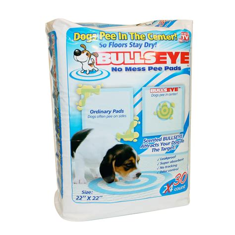 Pads As Seen On Tv by As Seen On Tv Bullseye Pad Pet Supplies