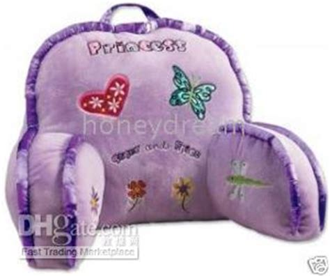 kids bed rest pillow with arms princess bed rest lounge pillow new kids princess bed rest