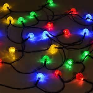 solar string outdoor lights 24 led color changing solar string light best solar