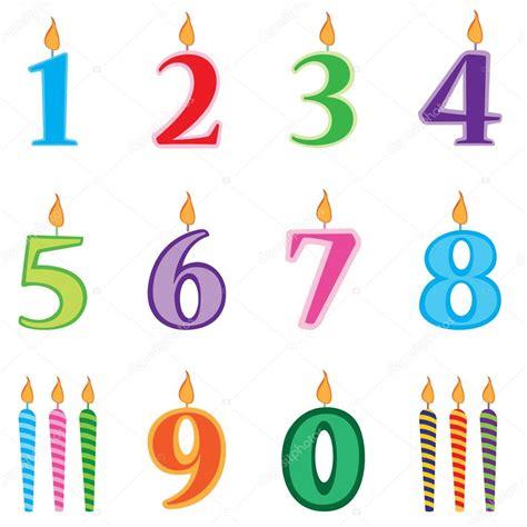imagenes de cumpleaños numero 23 velas de cumplea 241 os conjunto de n 250 meros dibujos animados