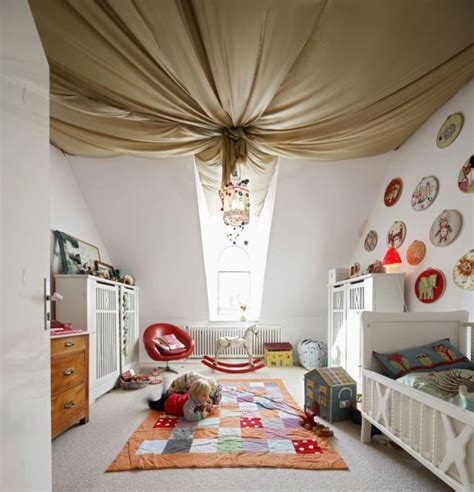 fabric ceiling ideas fabric ceiling for craftroom basement 2014
