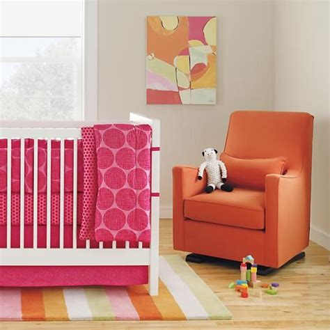 upholstered glider and ottoman for nursery 1000 images about pop of color on pinterest nurseries