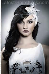 roaring twenties hair styles for with hair 1000 ideas about gatsby hairstyles on pinterest 20s