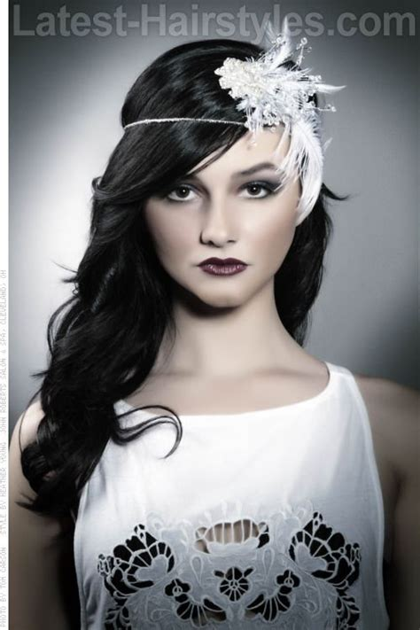 great gatsby hair long 1000 ideas about gatsby hairstyles on pinterest 20s