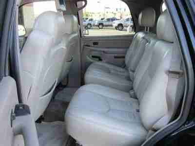2013 tahoe captain chairs 2006 chevrolet tahoe z71 4x4 suv leather captains chairs