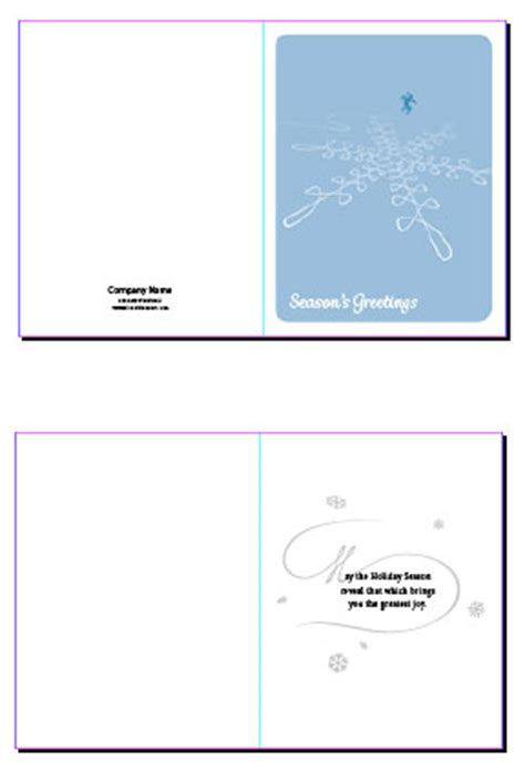 greeting card folder template premium member benefit greeting card templates