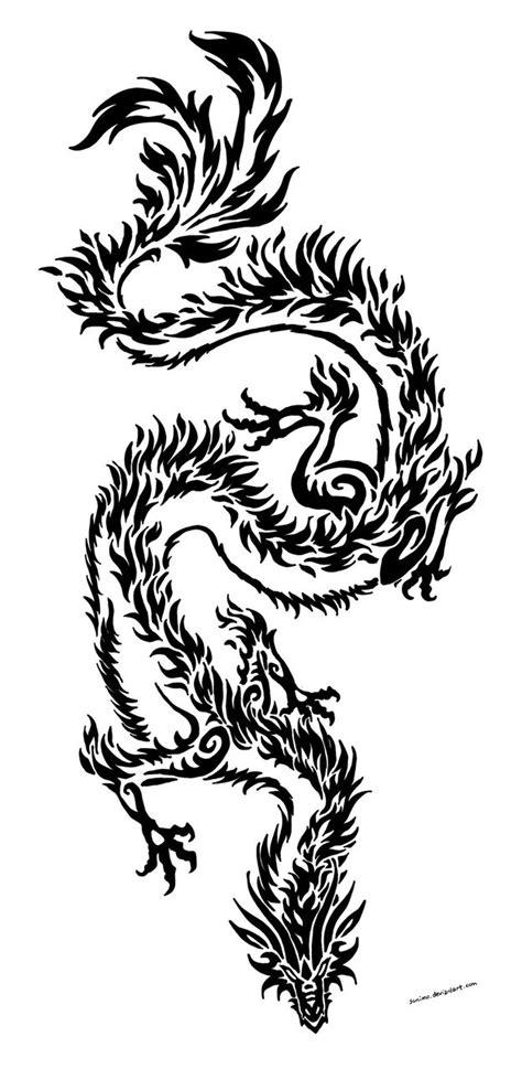 epic tribal tattoos tribal 01 tattoos dragons and