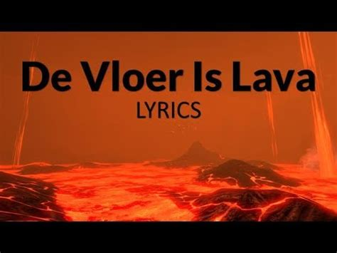 6 foot lava l dj maurice de vloer is lava ft snollebollekes youtube