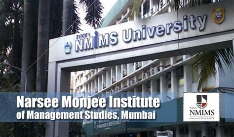 Narsee Monjee Institute Of Management Studies Distance Learning Mba by List Of Top Distance Learning Courses Offered In Nmims