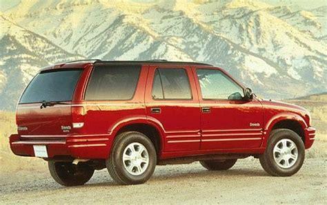 how petrol cars work 1993 oldsmobile bravada seat position control 1998 oldsmobile bravada for sale 37 used cars from 1 080