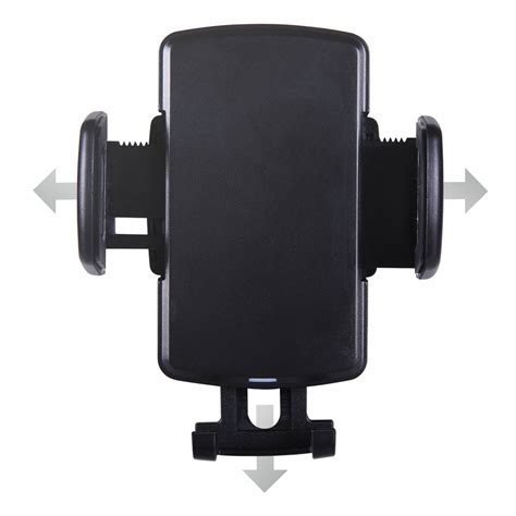 Wireless Car Charger With Air Vent Holder Powerqi C3a Black powerqi c5 wireless car charger with air vent and suction holder black jakartanotebook