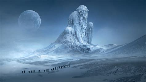 fondo de pantalla de calabaza castillo cementerio fondo de pantalla de gigante hielo fortaleza luna