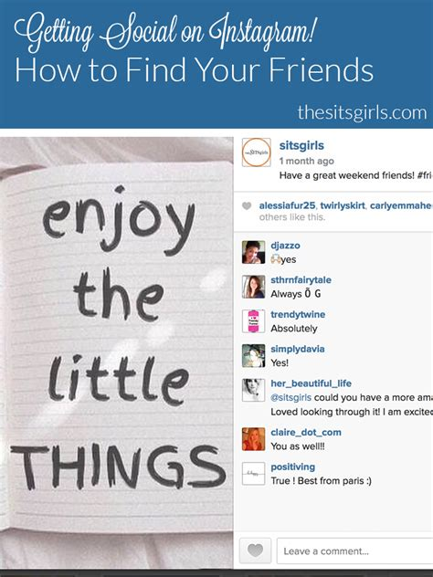 Find On Social How To Find Friends On Instagram How Do You Find