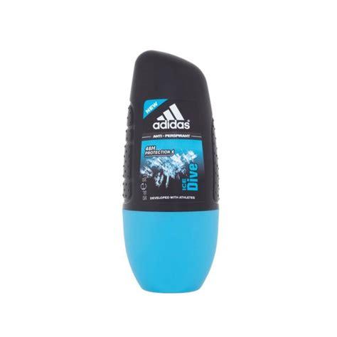 adidas ice dive adidas ice dive fragranced deodorant alc free 50ml roll on