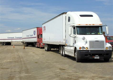 texas commodities file corps fema commodities trucks at staging area in