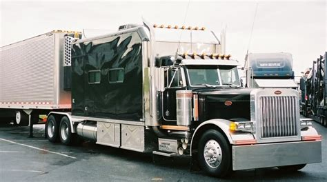 Semi Trucks With Large Sleepers by Big Sleeper Tractor Conversion