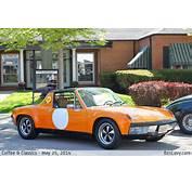 Orange Porsche 914  BenLevycom