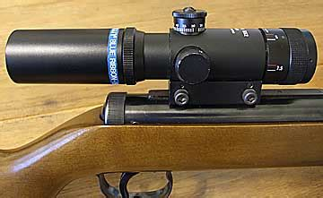 Airsoft Gun Ss1 A Look Back In Time The Beeman Ss2 Scope Air Gun Pyramyd Air Report