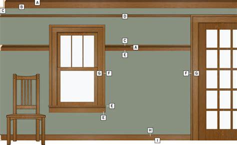 craftsman style interior trim artcraft style carter lee probuild