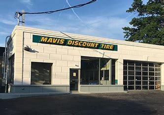 mavis tire shop
