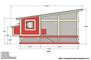 Simple Chicken House Plans Free With Coop Building Plan Easy Plans For Building A Chicken Coop
