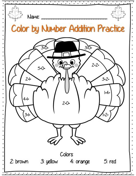 thanksgiving coloring pages for 3rd grade color by number multiplication worksheets thanksgiving