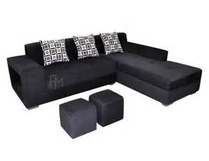 black l shaped sofa black l shape sofa comfy l shaped lear sofa for