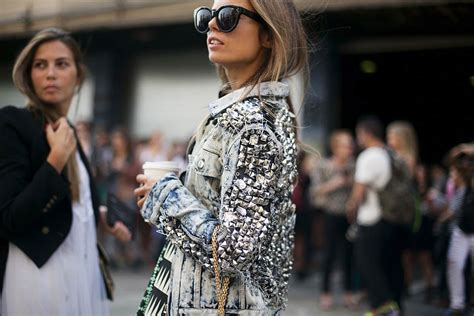 Looks Of The Week by Best Style Looks At New York Fashion Week