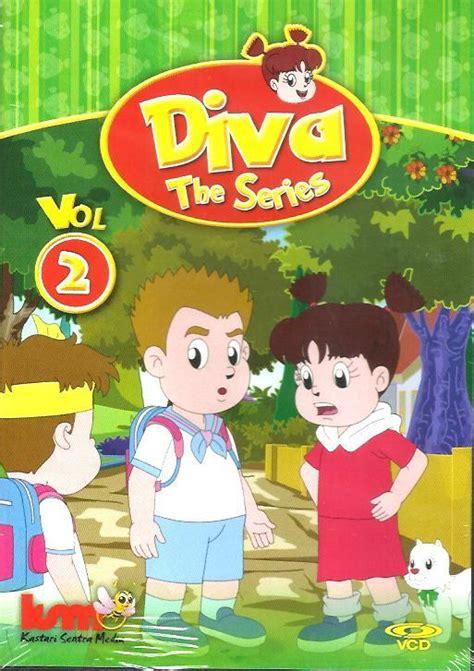 film kartun anak muslim diva diva the series vol 2 187 187 toko buku islam online jual