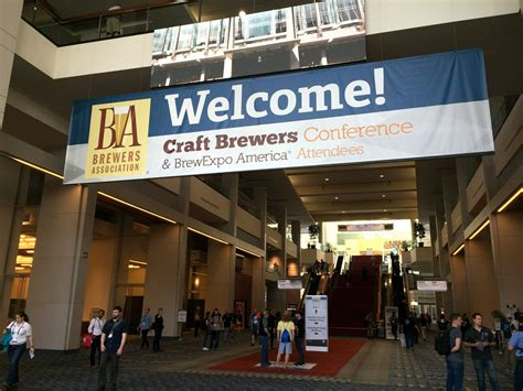 National Mba Conference 2017 Washington Dc by Brewers Association Wants Craft Brewers To Clean Up Their
