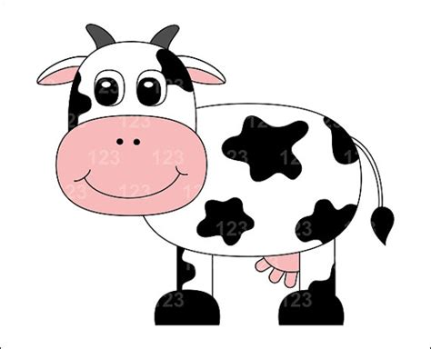 cow clipart free cow cliparts free clip free